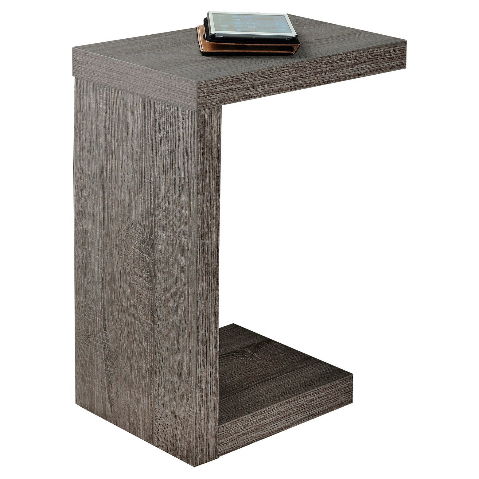 Monarch Accent Table Dark Taupe