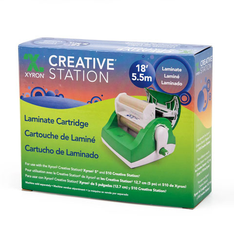 Xyron Refill For Creative Station Duallam 5In 18Ft