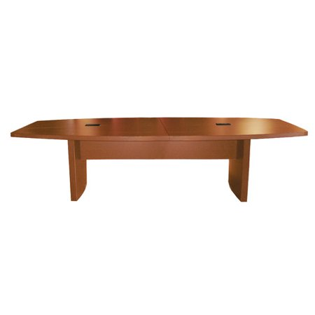 Mayline Group Aberdeen Series Boat Shaped Conference Table