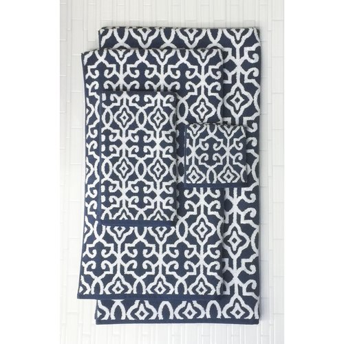 Better Homes and Gardens Thick and Plush Jacquard Hand Towel