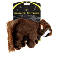 Wildlife Critters Dog Toy With Squeaker, 1.0 CT