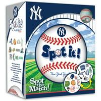 MLB New York Yankees Spot It game