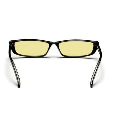 Retro square sunglasses, female classic retro designer (Designer Sunglasses Sale Online)