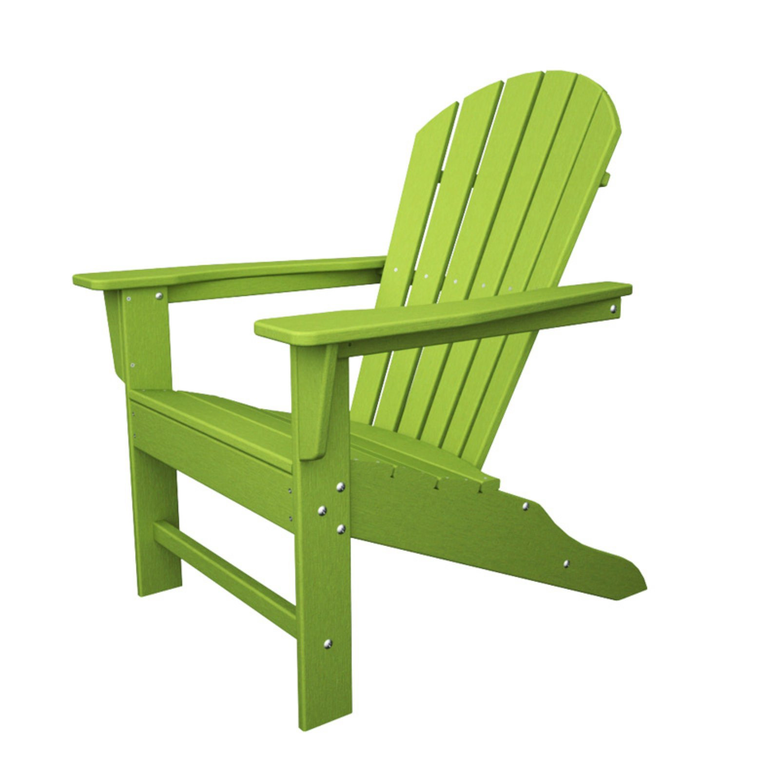 POLYWOOD South Beach Recycled Plastic Adirondack Chair by Polywood