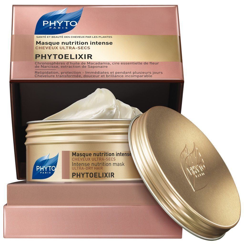 PHYTO PHYTOELIXIR INTENSE NUTRITION MASK, 6.7 oz.