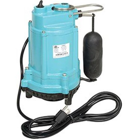 - Little Giant 506804 6EN Series Sump Pump - 20 ft. Power Cord & Float Switch