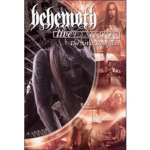 Behemoth: Live Esxhaton - The Art Of Rebellion
