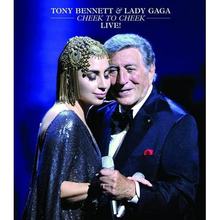 Tony Bennett & Lady Gaga: Cheek to Cheek Live! (Blu-ray) (Lady Gaga Roter Lippenstift)