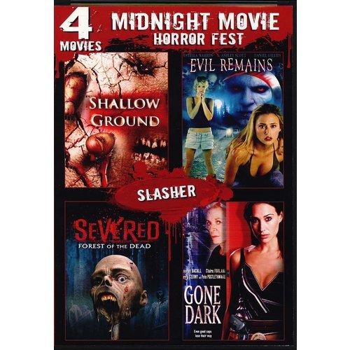Gaiam Americas Horror 4 Pack #2 [dvd]
