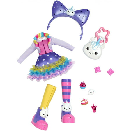 Kuu Kuu Harajuku Rainbow Unicorn Fashion Pack (Harajuku Lovers Baby Clothes)