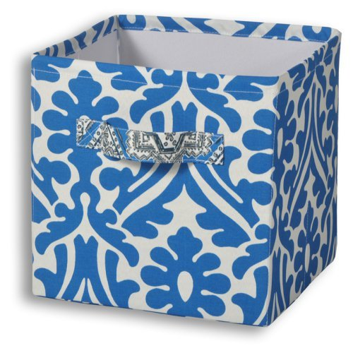 Brite Ideas Holly Storage Bin with Handle