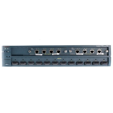 Cisco Systems Ws C2912mf Xl Xl Series 12 Port Catalyst Ethernet Switch