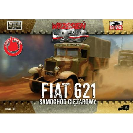 1/72 Polish Fiat 621 Truck - image 1 de 1