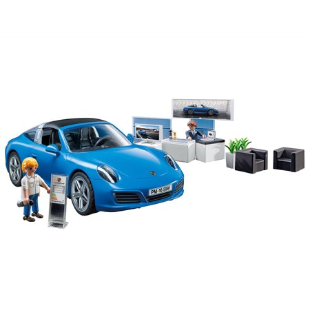 playmobil porsche 911 targa 4s. Black Bedroom Furniture Sets. Home Design Ideas