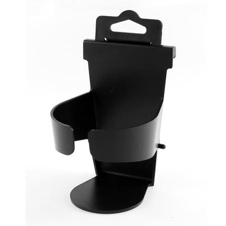 - Portable Plastic Car Cup Holder for Drink Beverage Black