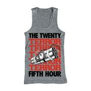 Terror Men's  Dynamite Mens Tank Medium Heather