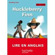 Reading Time - Huckleberry Finn - eBook