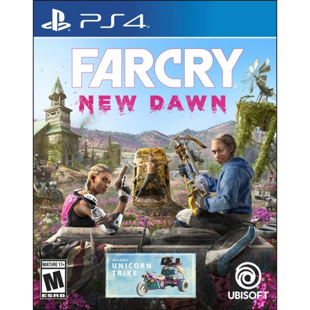 Far Cry New Dawn, Ubisoft, PlayStation 4, (Best Rated Ps4 Games So Far)