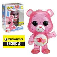 "FunKo POP! Animation Care Bears Love-a-Lot Bear 3.75"" Vinyl Figure"