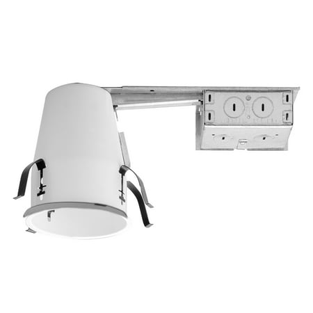Halo Recessed Lighting H99rtat 4 White Shallow Remodel Housing
