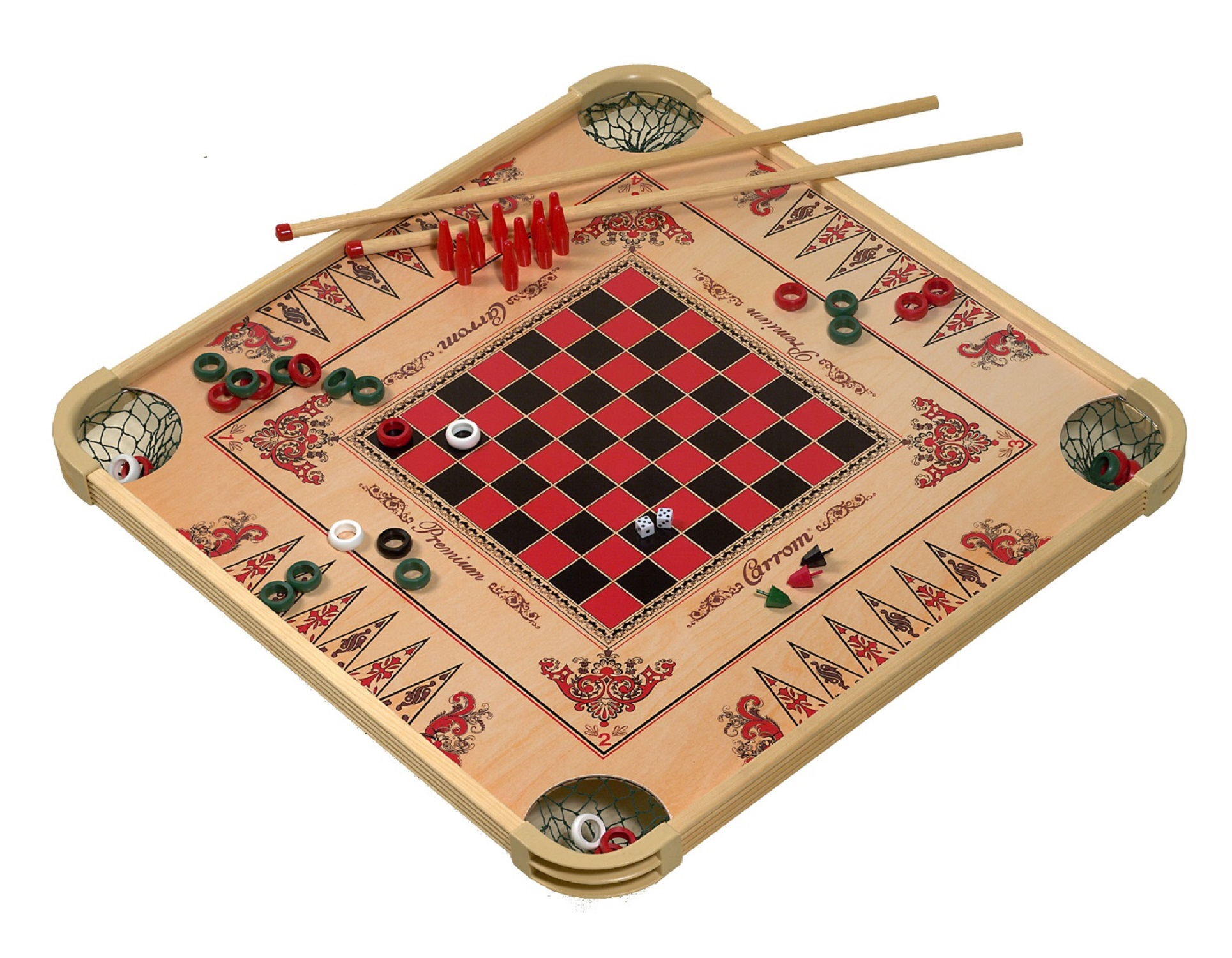 Carrom Game Board by Carrom Company