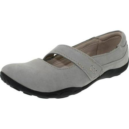 Womens Shoes Clarks Haley Skylar Grey Nubuck