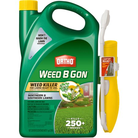 Ortho Weed B Gon Weed Killer For Lawns Ready To Use2 Comfort Wand  1 33 Gal