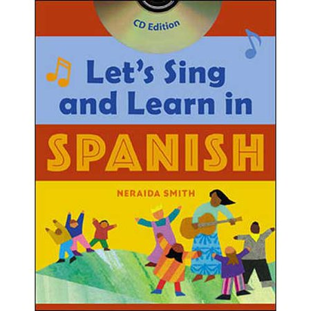 Lets Sing And Learn In Spanish