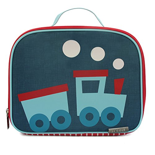 JJ Cole Lunch Pack, Train Multi-Colored
