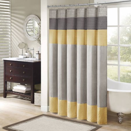 Home Essence Salem Polyester Shower Curtain