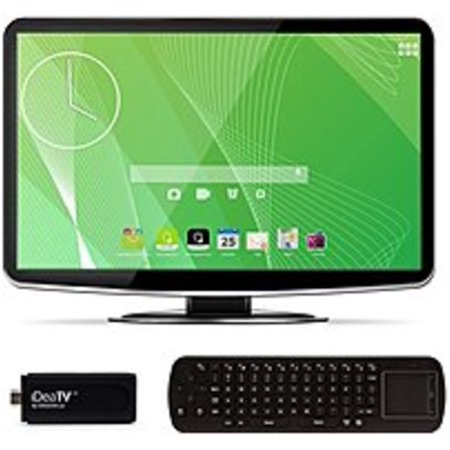 iDeaUSA DTV001 iDeaTV Android Computer TV Smart Stick (Refurbished)