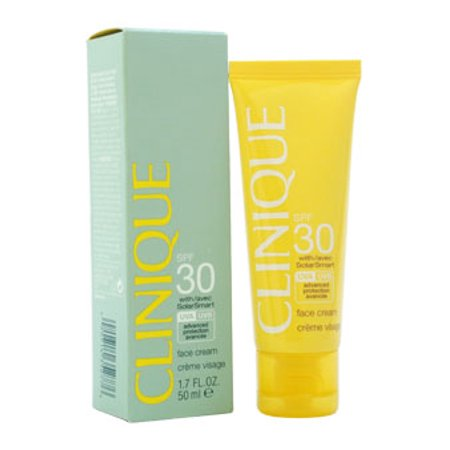 Face Cream SPF 30 with SolarSmart Clinique 1,7 oz Crème unisexe