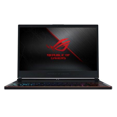 ASUS ROG Zephyrus S GX531GS-AH76 Black - Intel Core i7-8750H 2.2Ghz - 16GB RAM - 512GB SSD - 15.6-inch