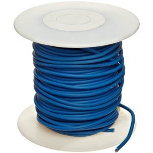 14 Ga. Dark Blue General Purpose Wire (GPT) - (50 ft.)