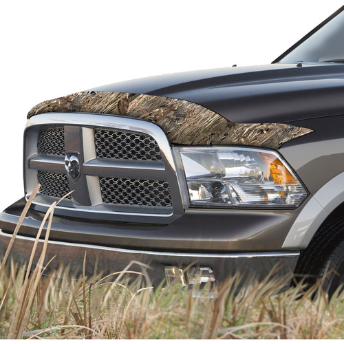 Mossy Oak Graphics 10008-BS-DB Vinyl Bug Shield, Mossy Oak Duck Blind