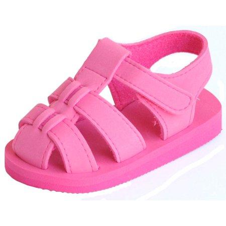 b91a7d18a150 L Amour - L Amour Angel Adjustable EVA Foam Beach Fisherman Child Sandals  Boy Girl (5