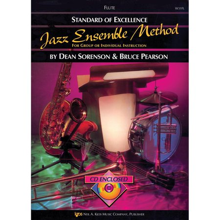 KJOS Standard Of Excellence for Jazz Ensemble - Flute Ensemble