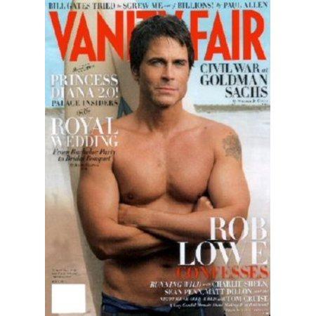 Rob Lowe Vanity Fair Cover Mini Poster 11x17
