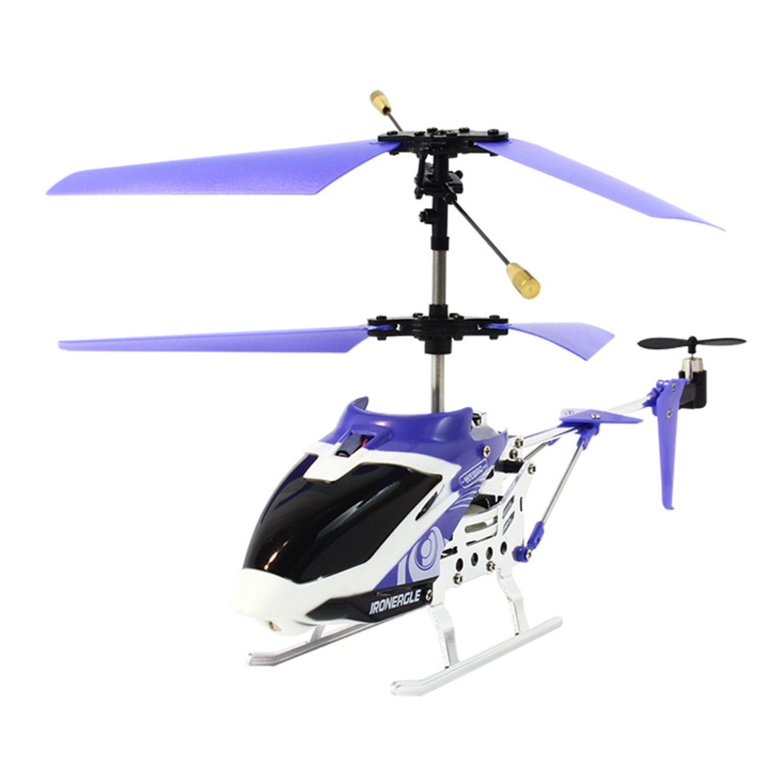 My WebRC Iron Eagle Helicopter 2 Remote Control by Groovy Toys