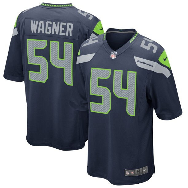 Bobby Wagner Seattle Seahawks Nike Game Jersey - College Navy