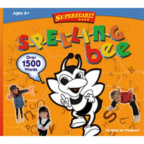 SelectSoft Spelling Bee (Windows) (Digital Code)