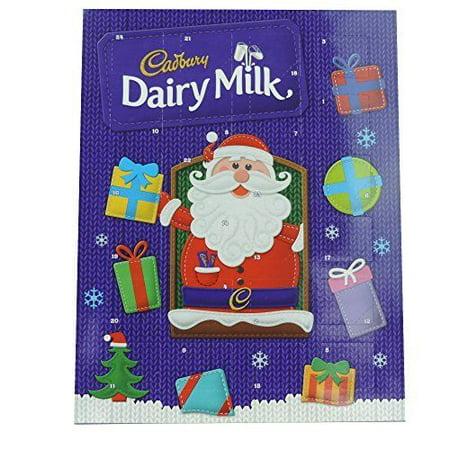 Cadbury Dairy Milk Advent Calendar 90g (Dairy Milk Chocolate Price List In Pakistan)