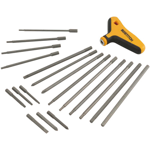 Bostitch 21-Piece T-Handle Set, BTHT72274 by Stanley