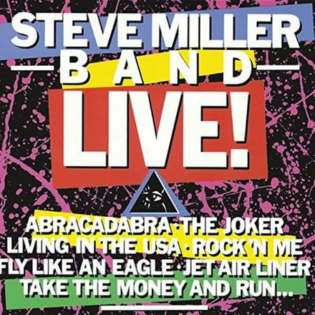 Steve Miller Band Live (CD)