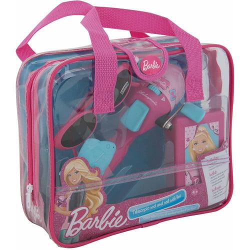 Shakespeare Mattel Barbie Purse Fishing Kit