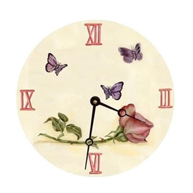 Lexington Studios 23069R The Rose Round Clock by Lexington Studios