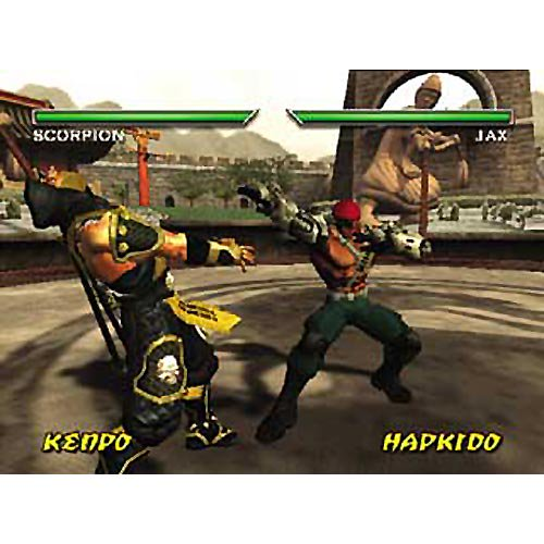 mortal kombat: deadly alliance - playstation 2 - Walmart com