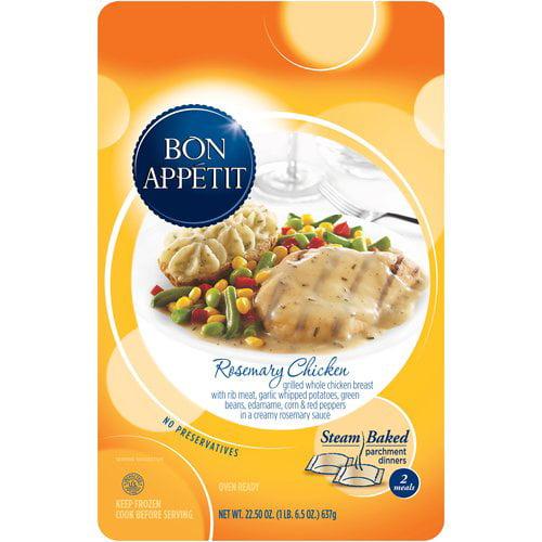Bon Appetit Rosemary Chicken Dinner, 22.5 oz