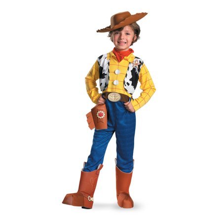 Woody Costume Child (Woody Toy Story Deluxe Child Costume DIS5234 -)
