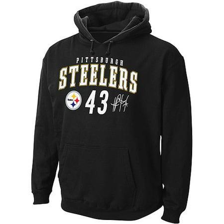 new style 84331 a7aa3 NFL - Men's Pittsburgh Steelers #43 Troy Polamalu Hoodie